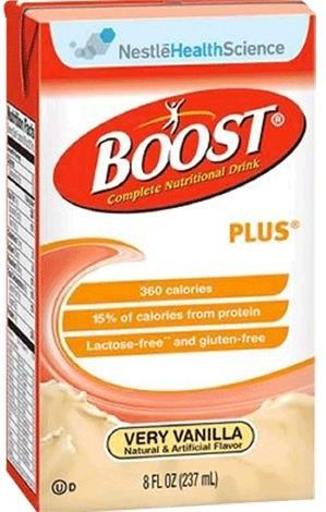 Nestle Boost Plus Complete Nutritional Drink