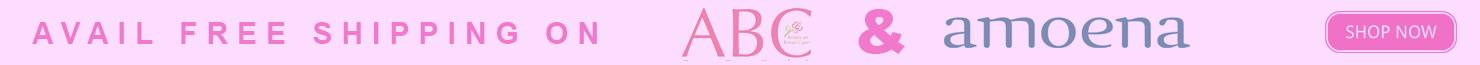 Free Shipping on ABC and Amoena Breast Forms