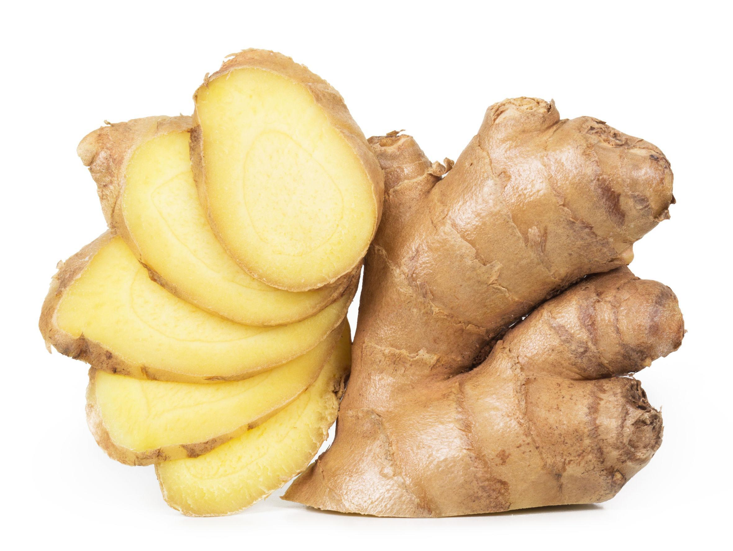 Foods with ginger